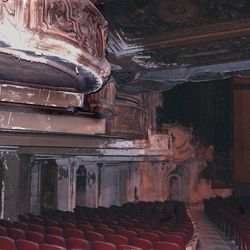 The interior of the Uptown Theater in 1998. | Sun-Times Archives
