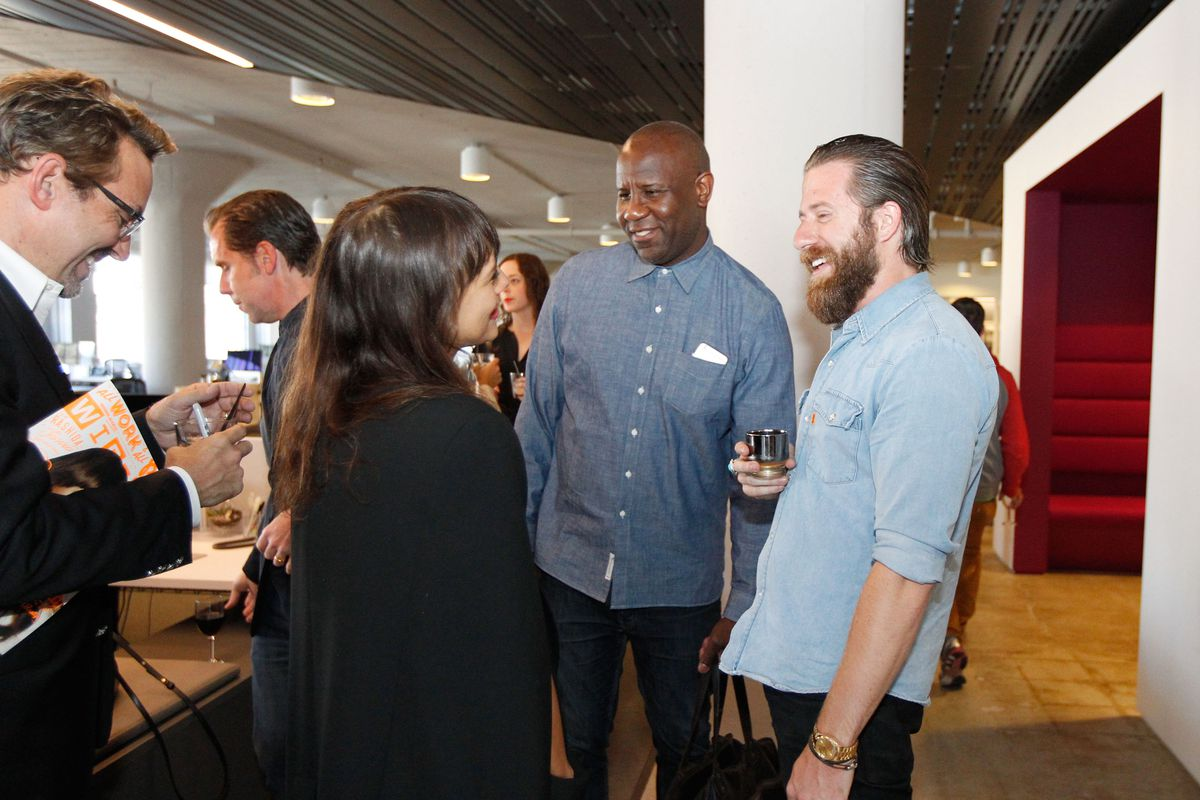 WIRED And Rashida Jones Celebrate The Launch Of The July Issue At New WIRED Office in San Francisco