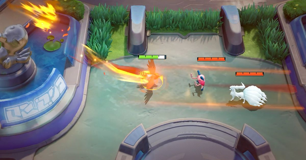 Pokémon Unite will launch first on Nintendo Switch in July – The Verge