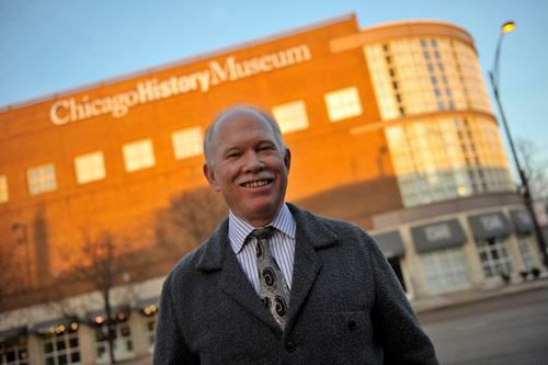 Russell Lewis was chief historian for the Chicago History Museum.   Facebook