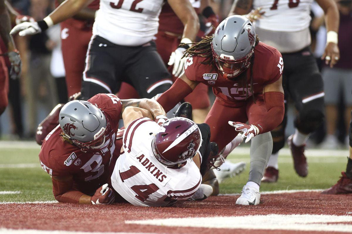 NCAA Football: New Mexico State at Washington State