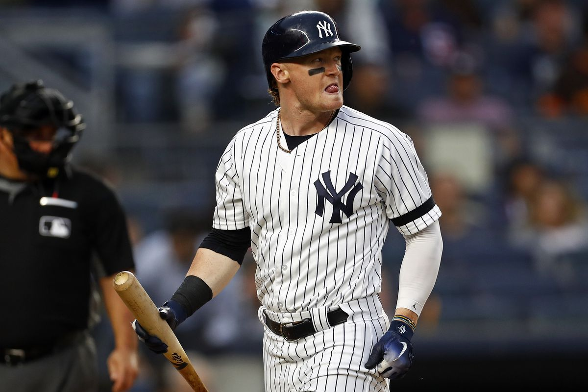 MLB: San Diego Padres at New York Yankees