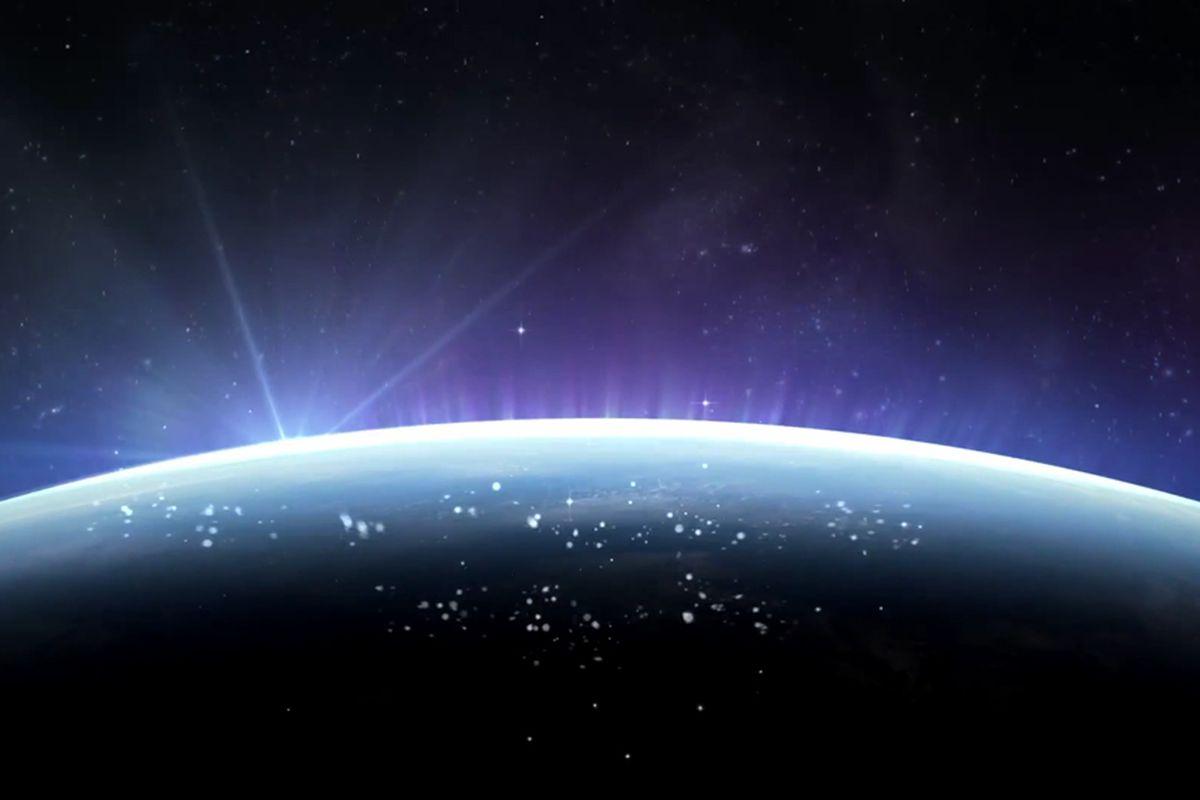 The next galaxy teaser video