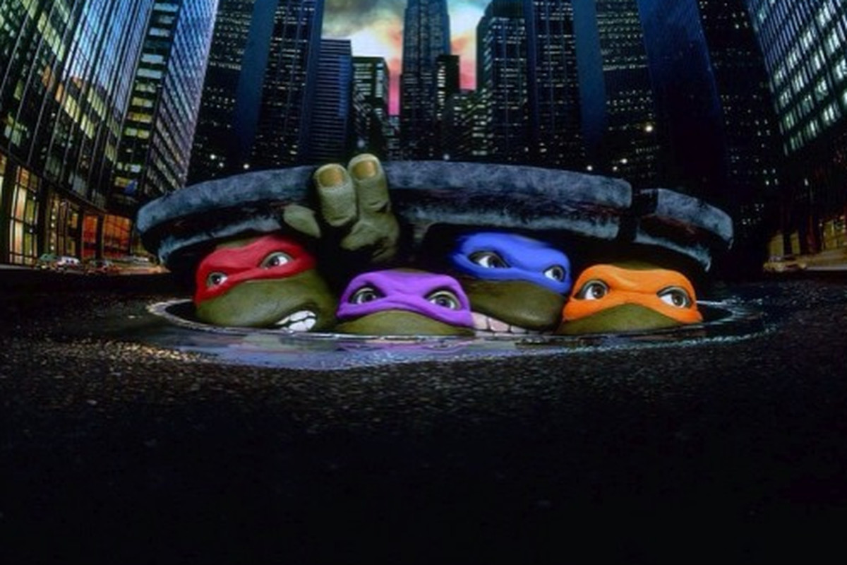 The First Teenage Mutant Ninja Turtles Film Is Perfect Come Watch It Again Polygon
