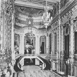 The grand lobby of the Uptown Theatre when it opened in the 1920s. | Sun-Times Archives