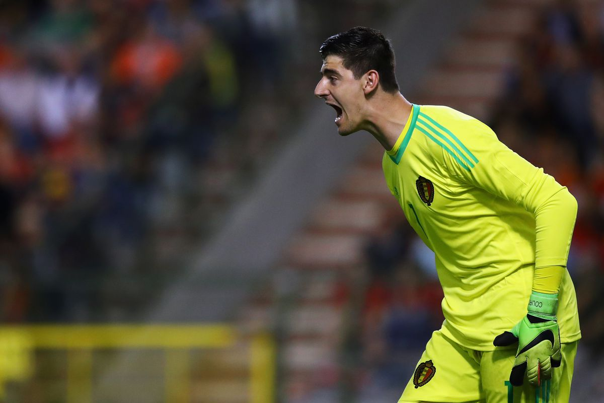 Thibaut Courtois out of Belgium friendly, returns to Chelsea