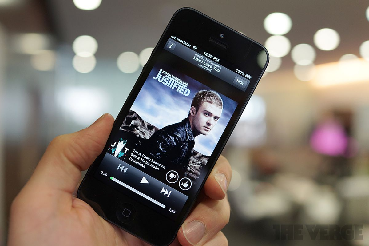 Has Spotify killed the iTunes star? Download sales slow as streaming