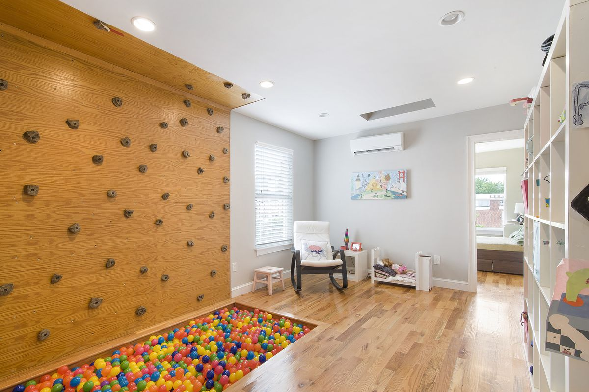 Spring Garden home with ball pit, rock climbing wall asks $1.1M ...