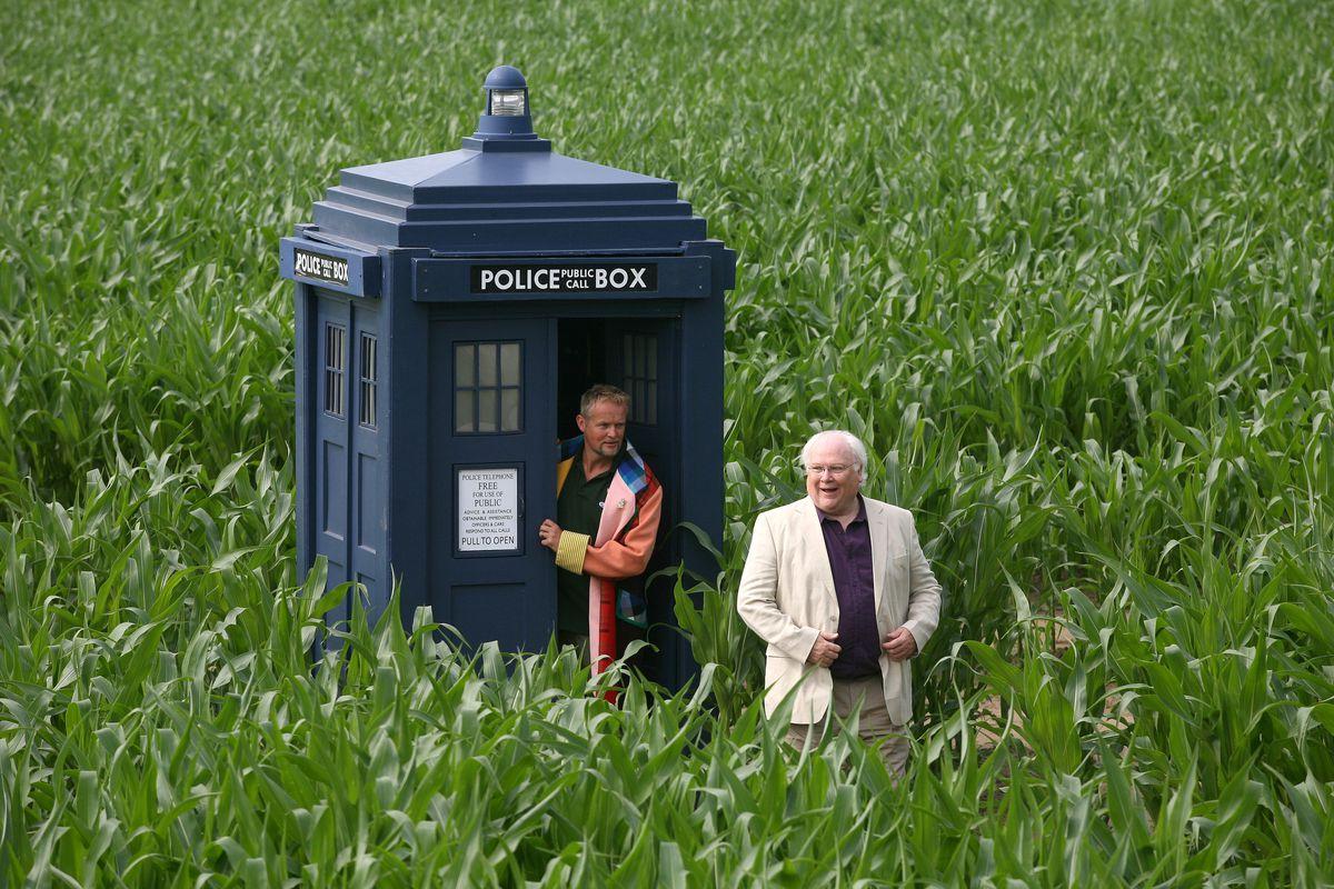 The World's Biggest Dalek
