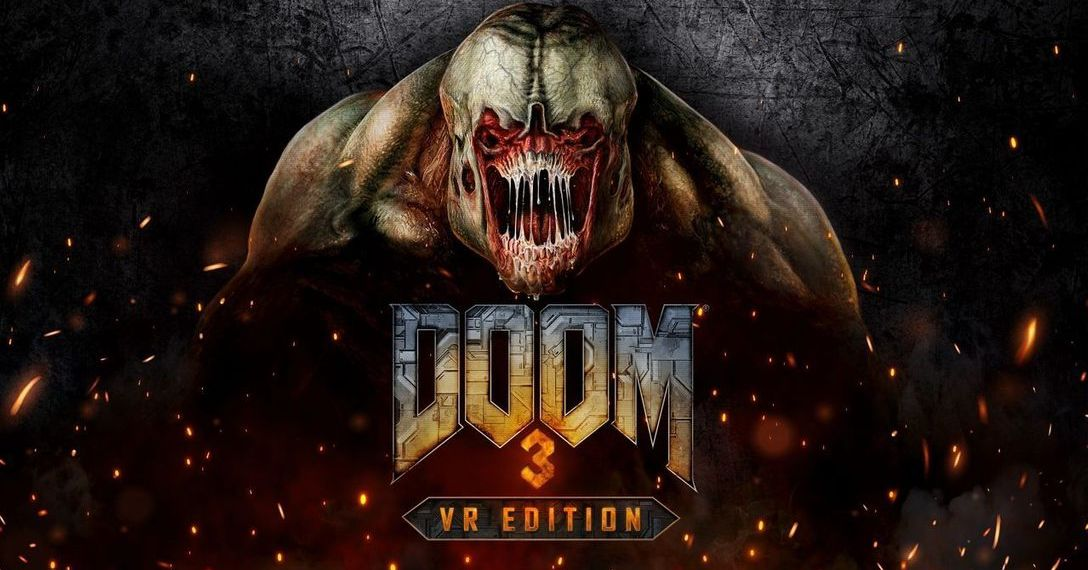 Sony announces six PlayStation VR games, including Doom 3 for VR