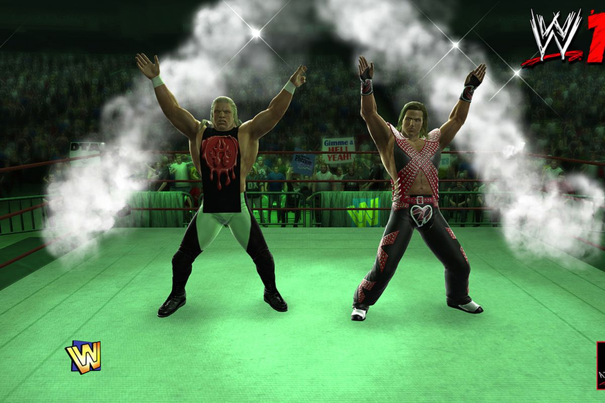 Wwe 13 Dx Trailer Has Two Words For You Polygon