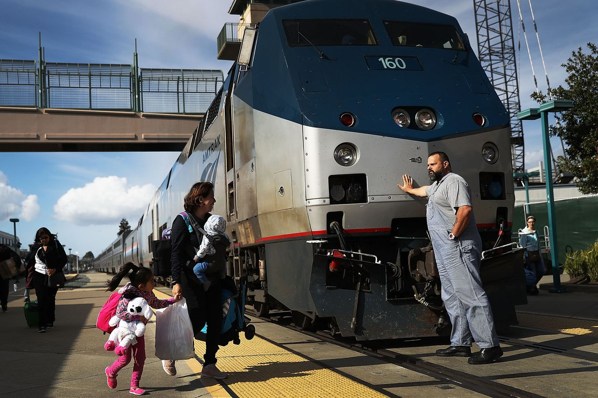 the California Zephyr is an endangered species
