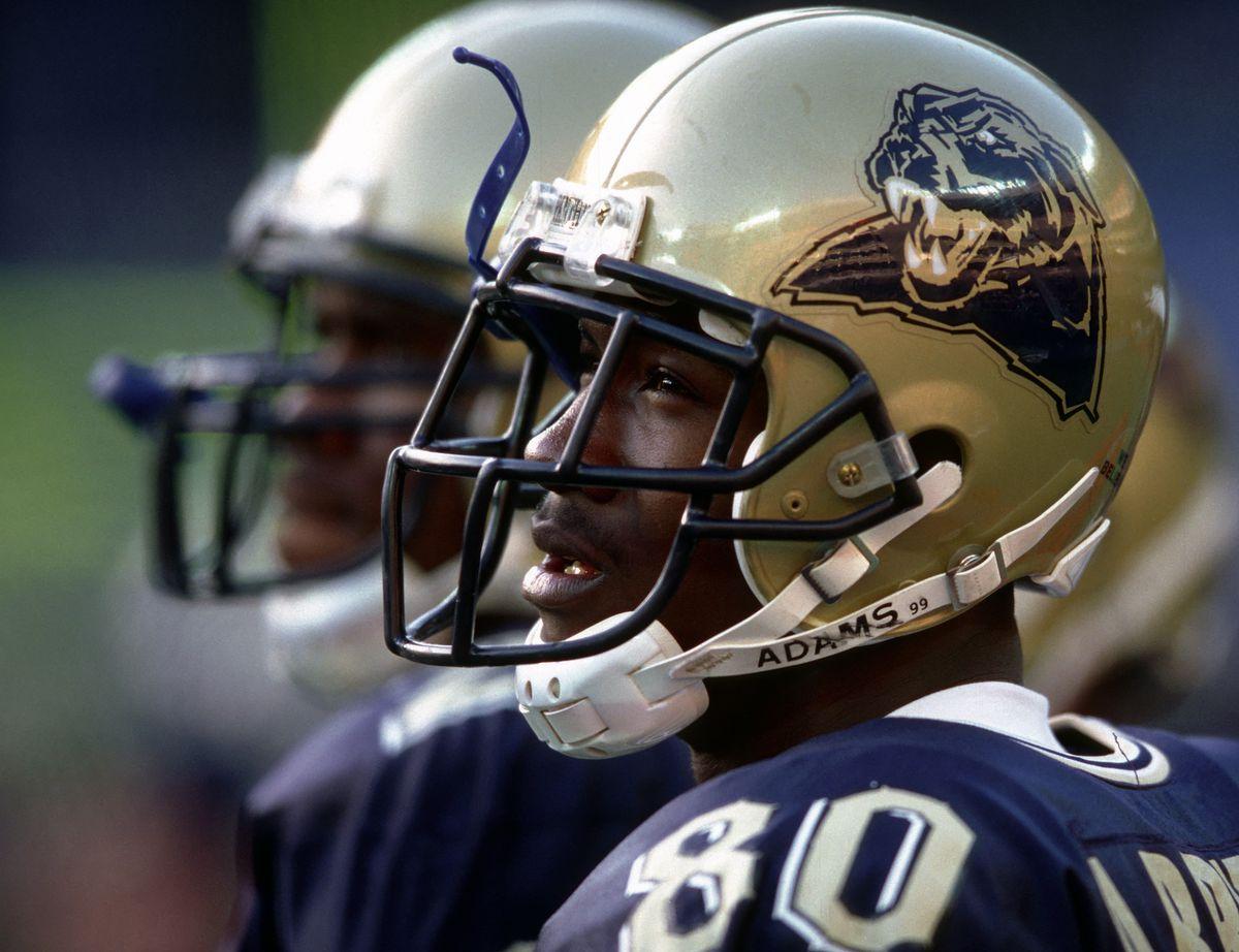 Pitt Panthers Antonio Bryant