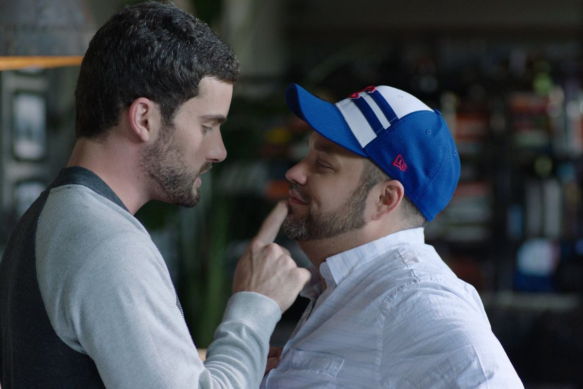 Cubs allow Wrigley Field to be used in gay-themed baseball comedy
