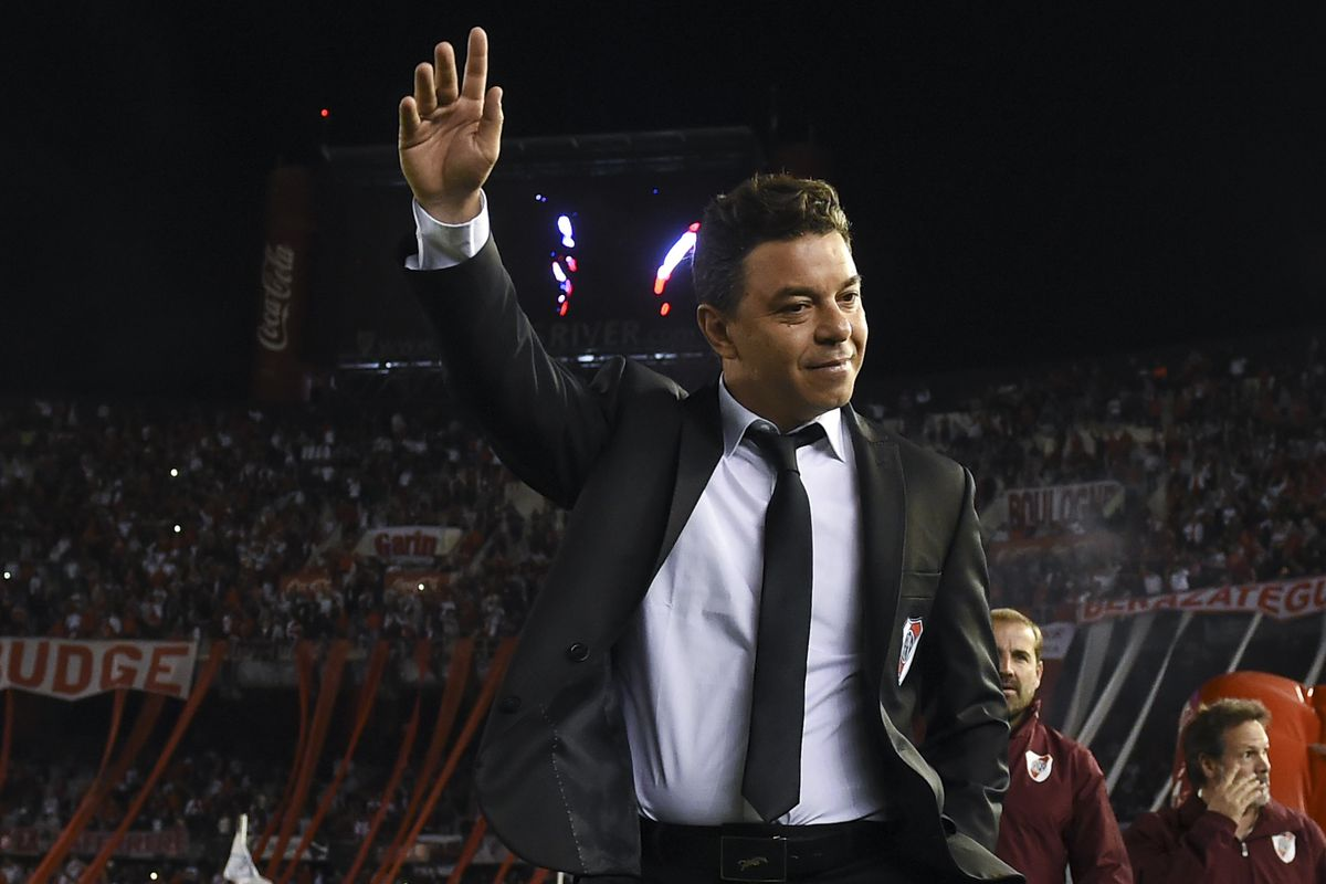 River Plate v Colon - Superliga 2019/20