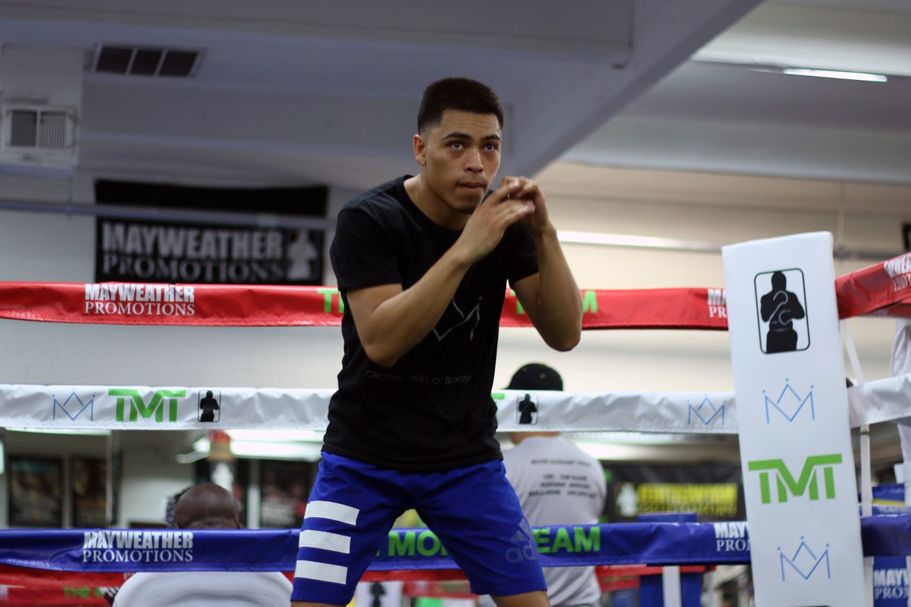 leo 3.0 - Boxing TV schedule for April 5-6
