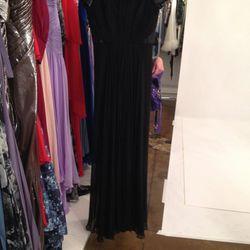 Gown worn by Rebecca Minkoff, $400