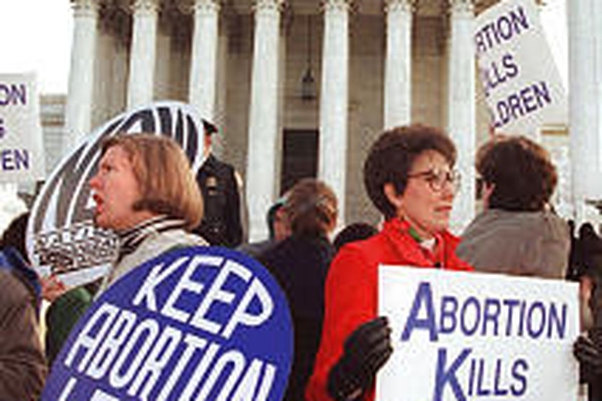 Abortion \— a hot-button issue in 1993 \— is still viewed as a critical issue before the Supreme Court. Many Americans view it as the top moral issue of the times.