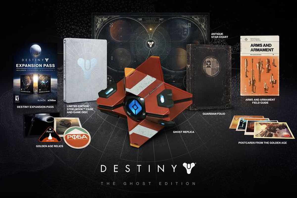 Destiny 2 collectors edition for sale - Destiny S Two Collector S Editions Include Access To Two Expansions And More