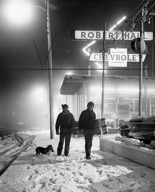 Los Angeles Chevrolet Dealer In Cerritos: Remembering The Last Times It Snowed In Los Angeles