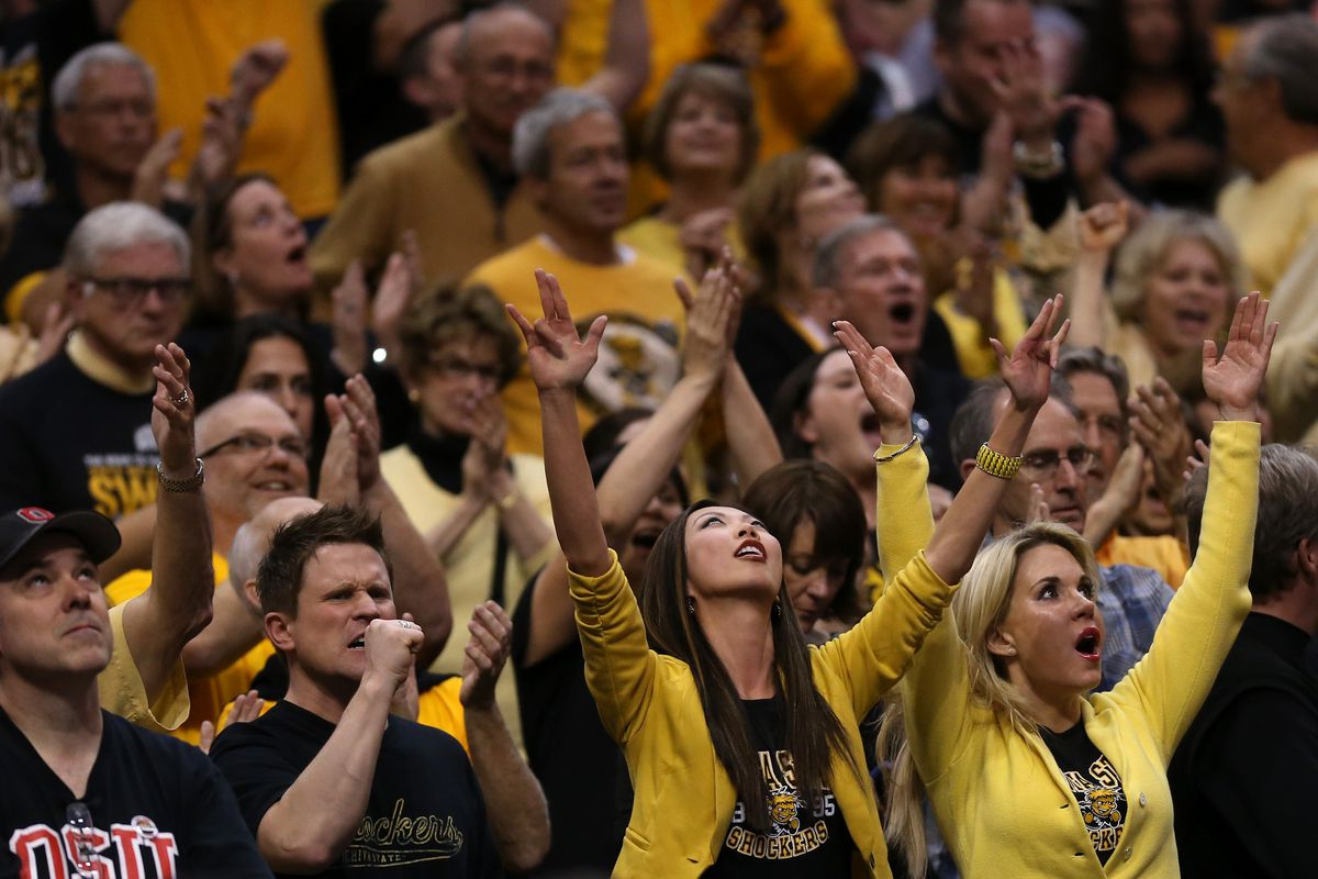 Wichita States Rout Of Saint Louis Shows The Magic Of Charles Koch