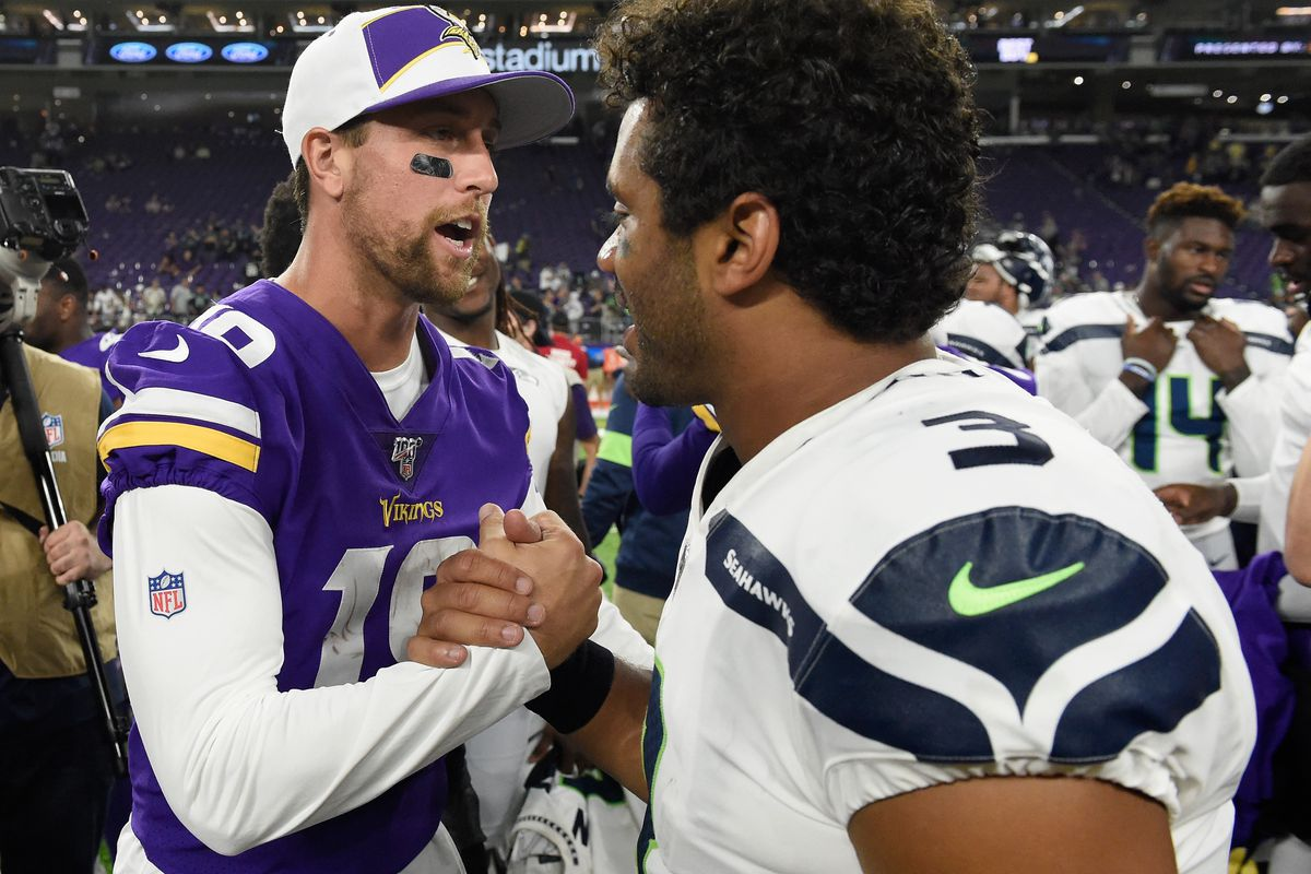 Managing expectations from the Seahawks' preseason game against the Vikings