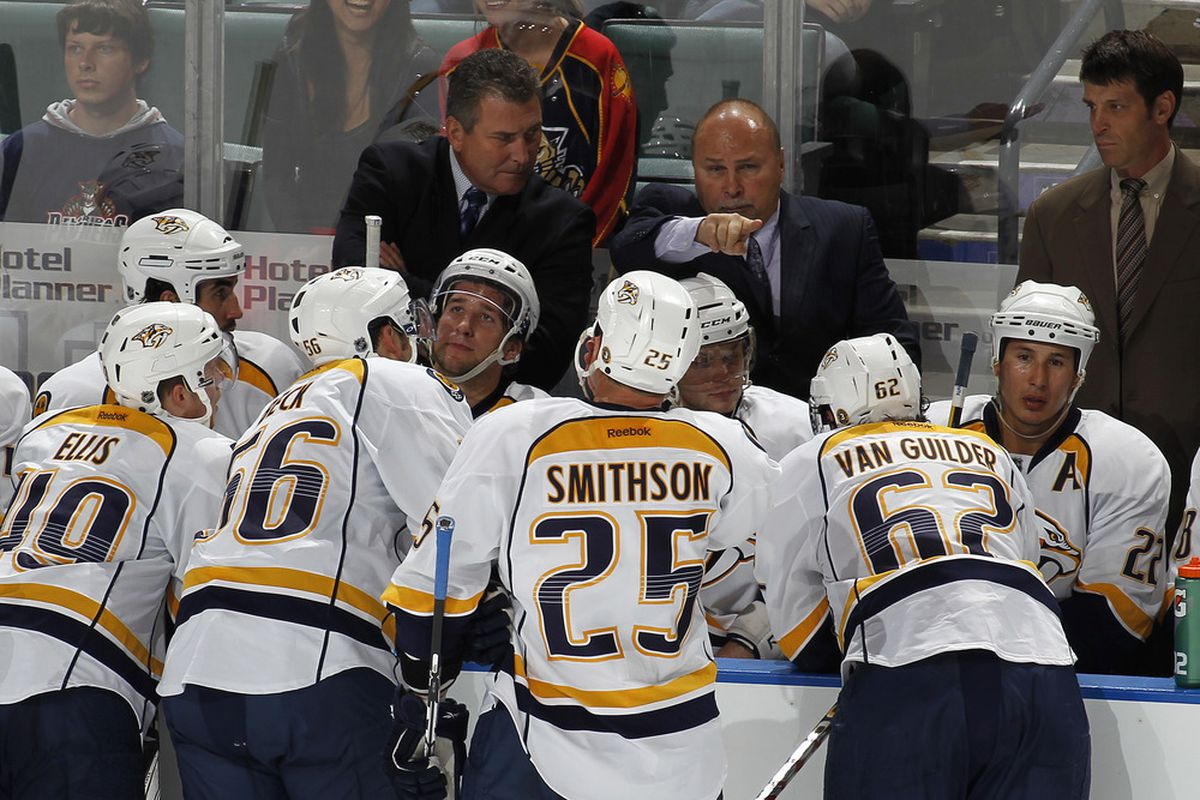 """<em>""""See that goal over there? Shoot the puck at it...""""</em>"""