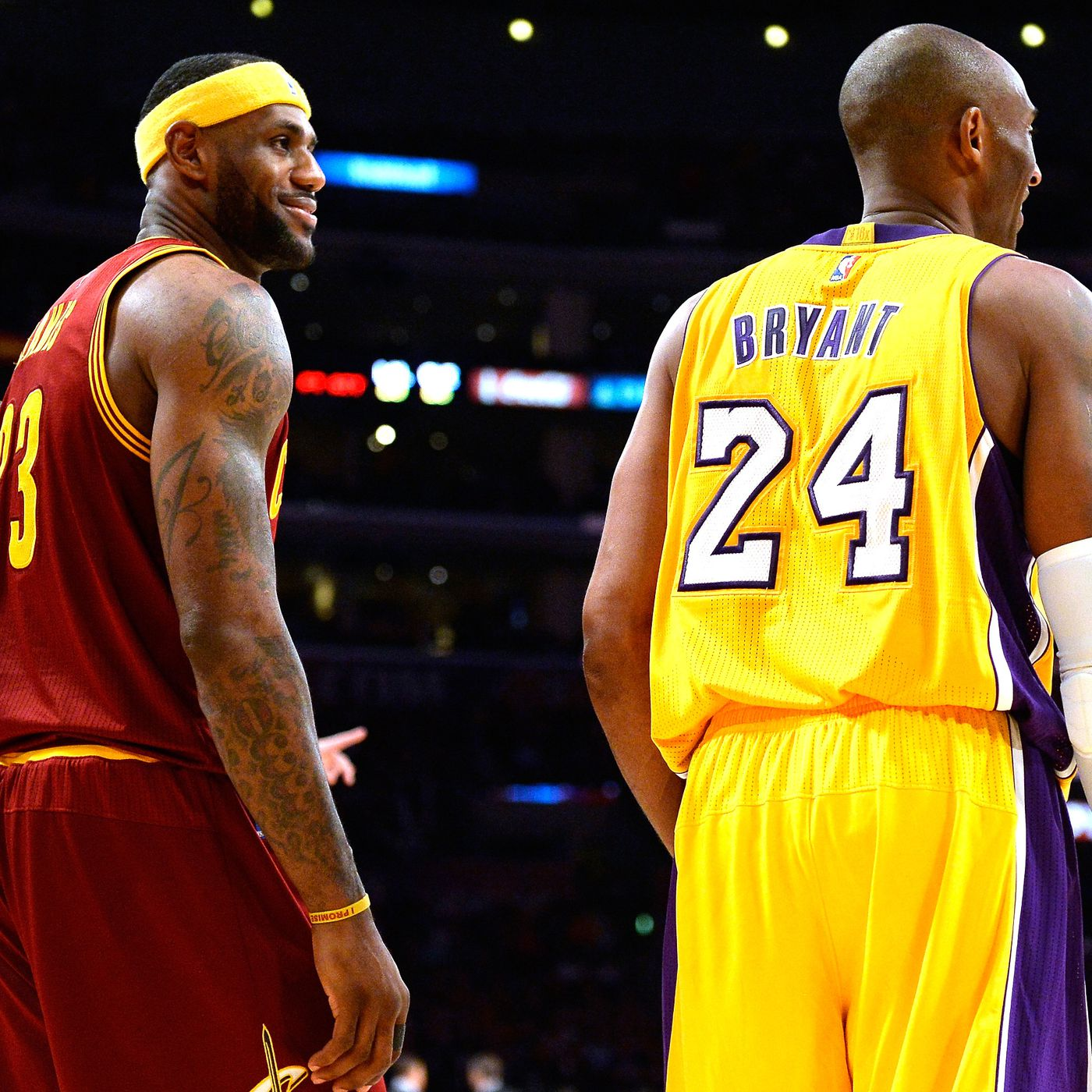 45274c7791f Nine years ago, the Lakers tried to trade Kobe Bryant for LeBron James