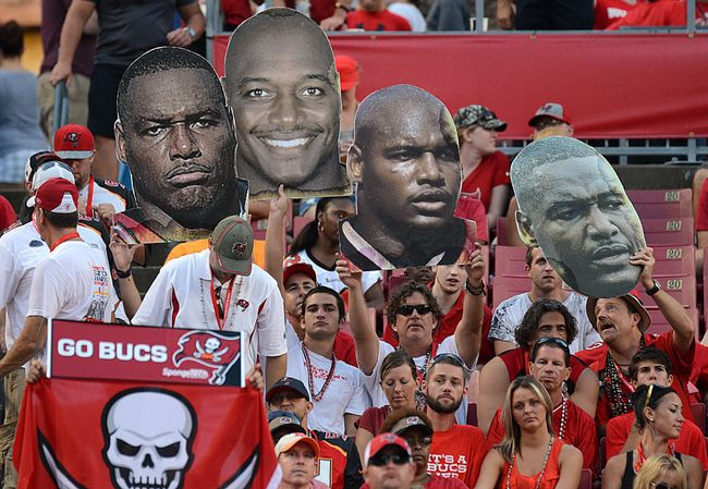 Tampa Bay Buccaneers are some of the most passionate in the NFL. (Courtesy of Jonathan Dyer/USA Today Sports)