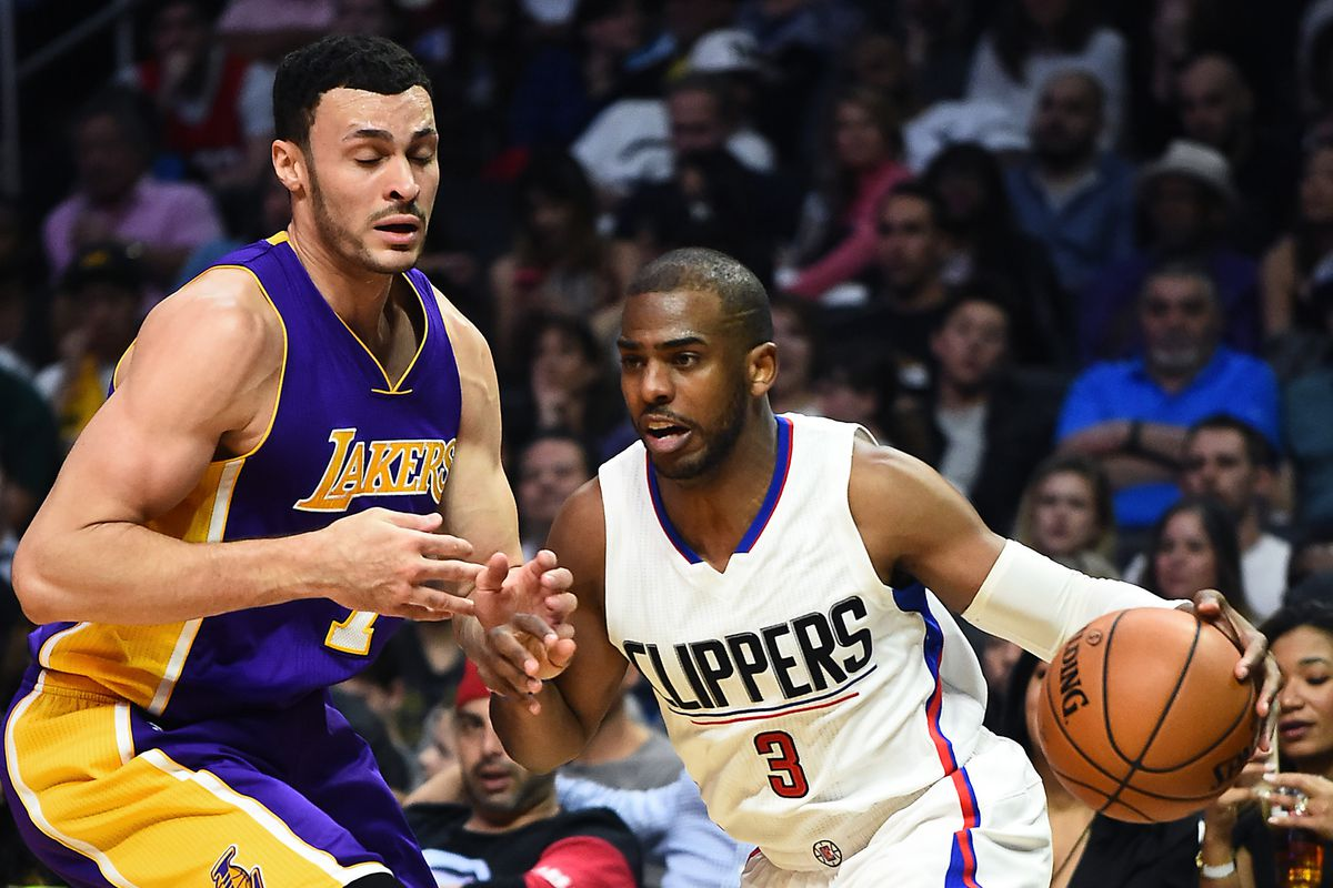 Lakers vs. Clippers Final Score: Chris Paul and Blake ...Lakers Vs Clippers