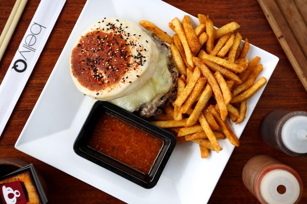 BellyQ's Wagyu Burger