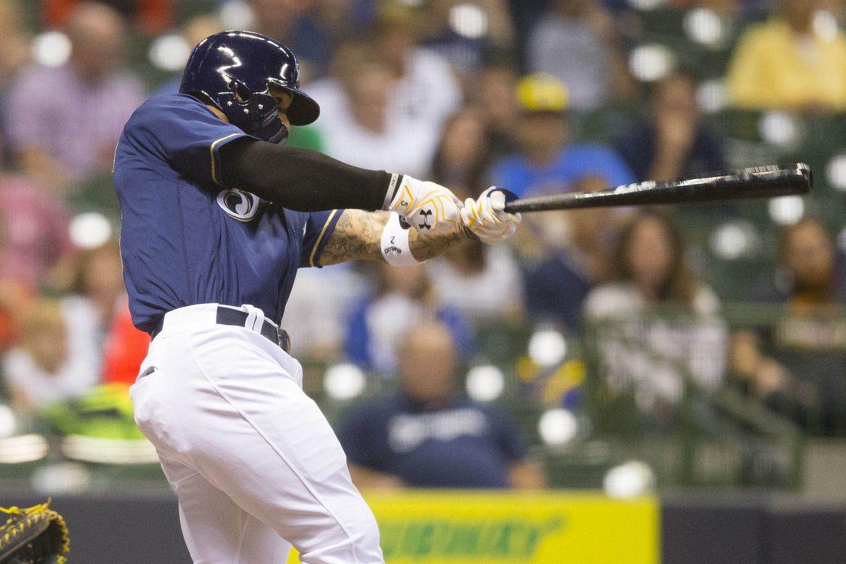 Heat up that bat, SB leader!