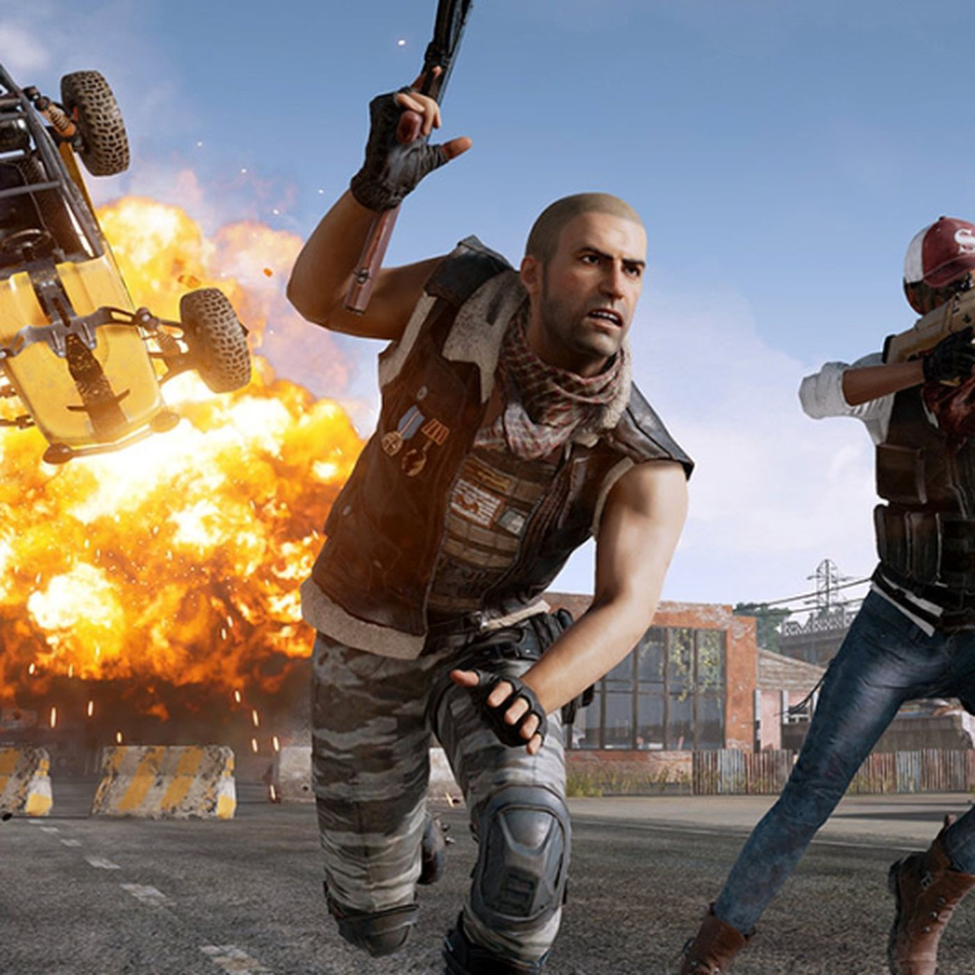 Playerunknown Battlegrounds Tests Out Pubg Lite For Low Powered