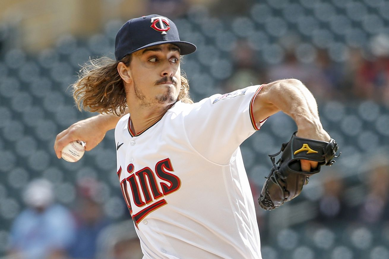 MLB: Game One-Cleveland Indians at Minnesota Twins