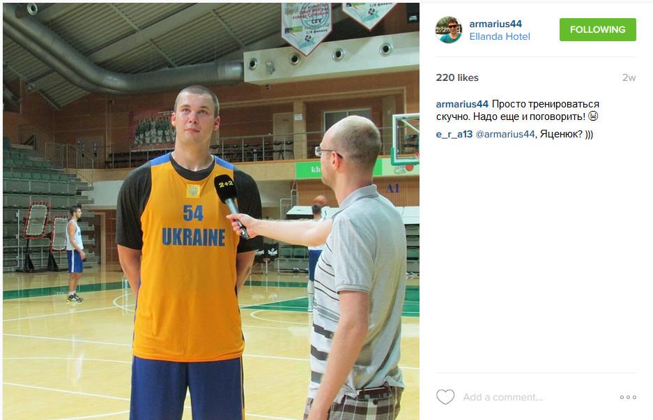 DB  1705 - Fesenko Interview