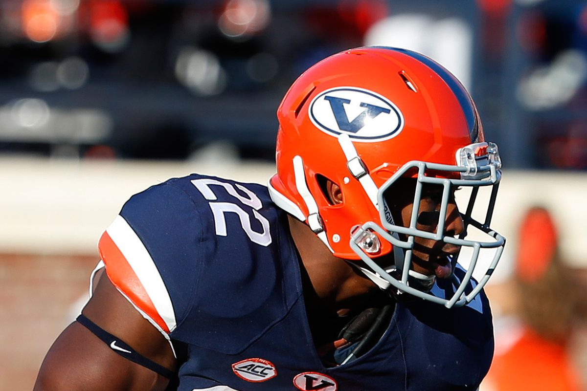 2f0a42f4b1b Could new uniforms—with an old look—be in the cards for Bronco Mendenhall s Virginia  football team