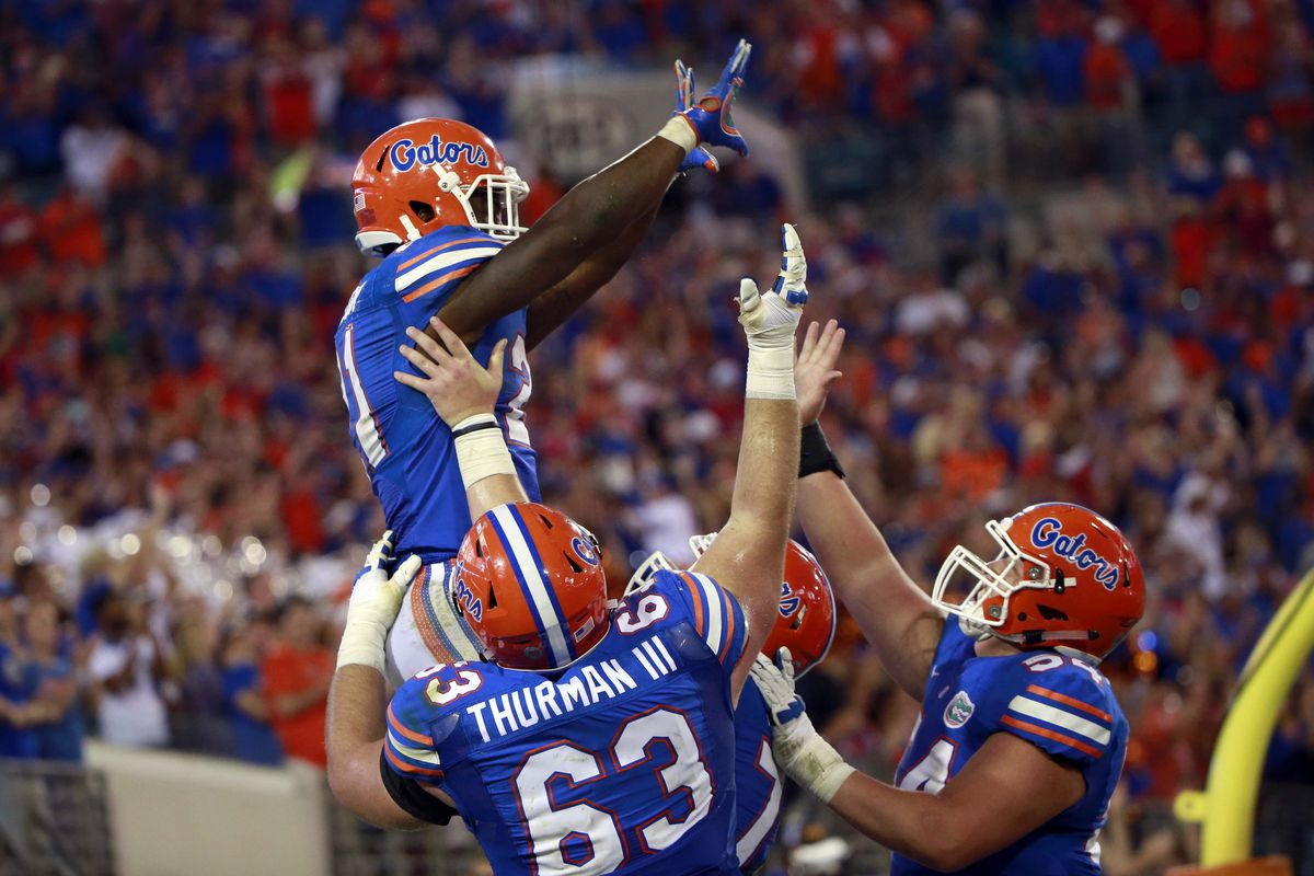 Florida has a nearly 100 percent chance to win the SEC East