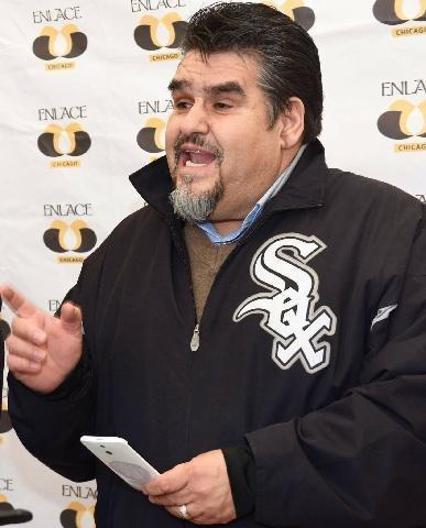 Victor H. Rodriguez, pastor at La Villita Community Church, was a big White Sox fan. | Provided photo