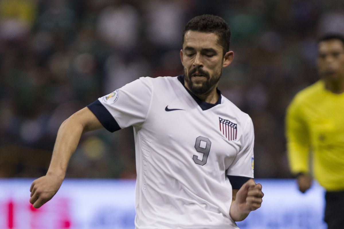 Herculez Gomez is back with the USMNT, as a commentator.