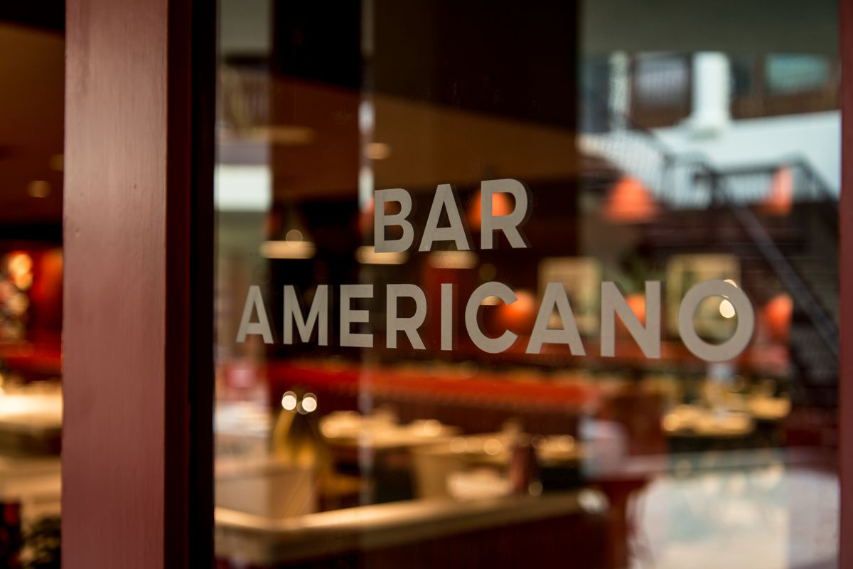 Bar Americano And Its Coffee Crema Have Closed After Six Months In Business Mia Yakel Italian Restaurant