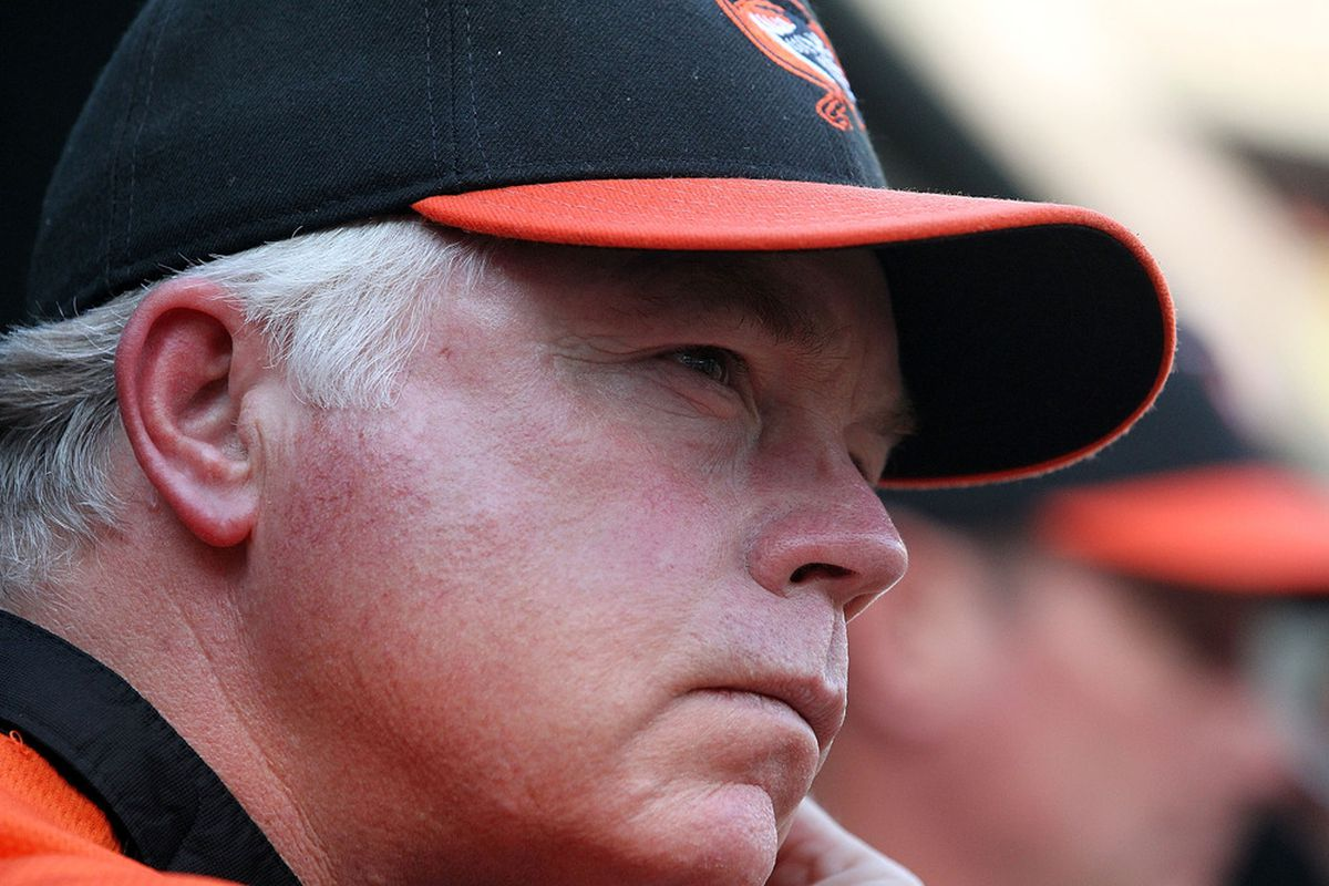 Buck reflects, not for the first time, that he could have just stayed at ESPN and that might not have been so bad.