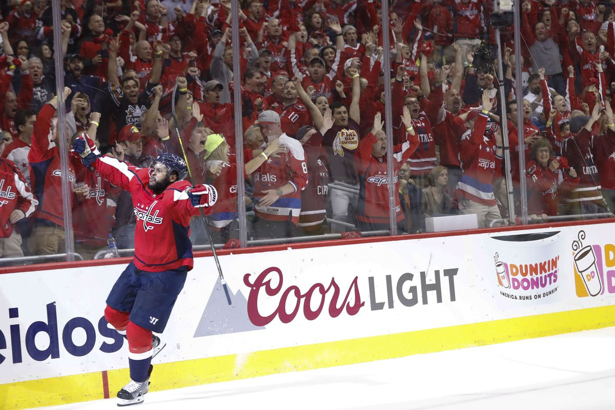 aa0cb83e0c7 Monday was a reminder  The Capitals have the supporting cast to win a Cup.