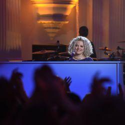 "Jenn Blosil's journey on ""American Idol"" continues tonight on Fox."