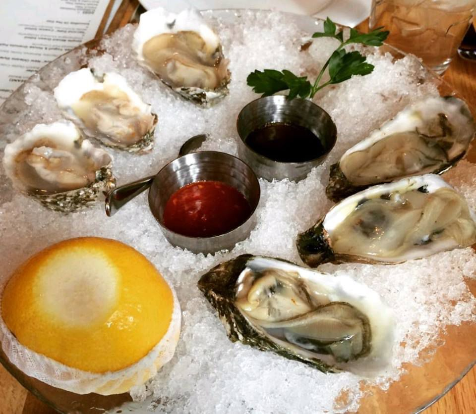 PassionFish MD oysters