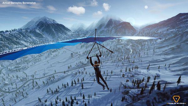 Ring of Elysium's glider