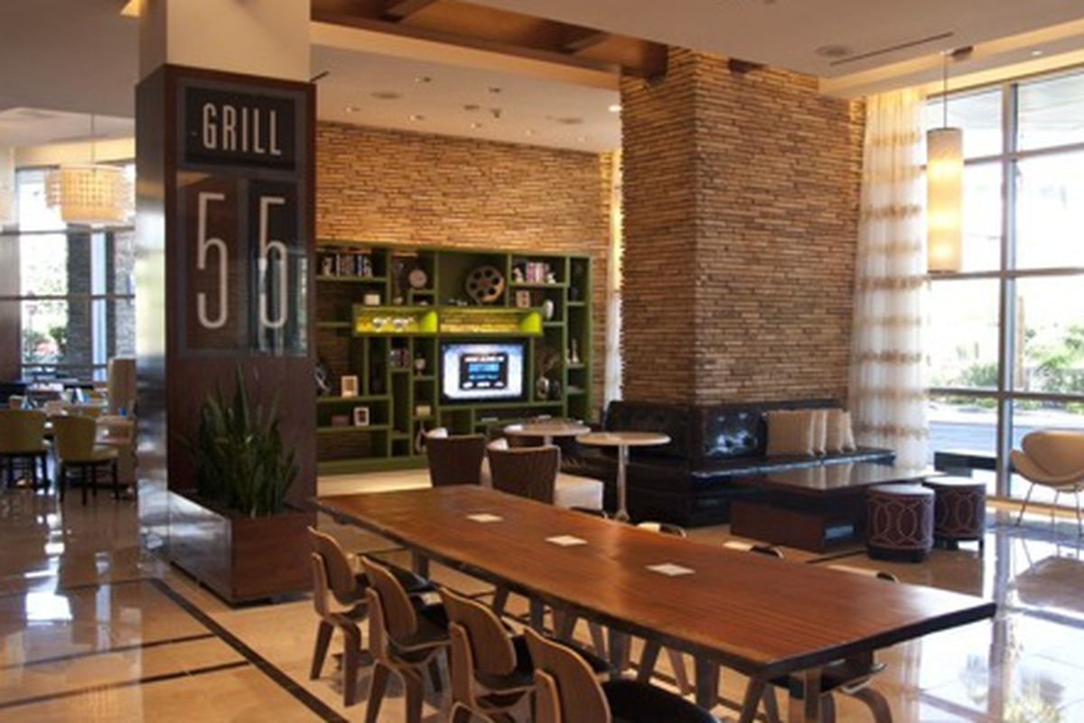 Grill 55