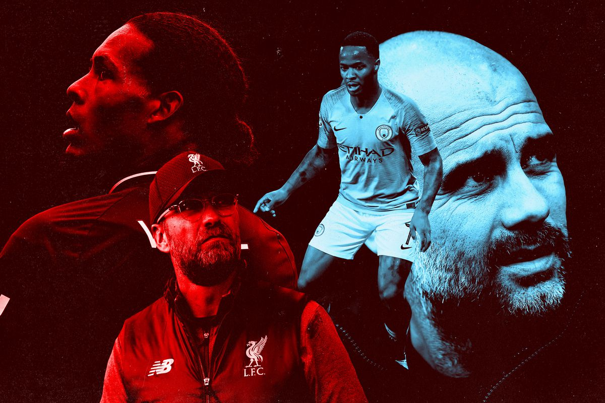 Liverpool Manchester City Is The Premier League S Game Of The Year The Ringer