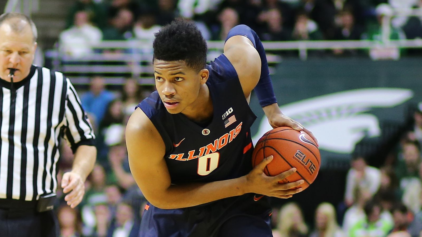 Former Illinois Basketball wing D.J. Williams will ...