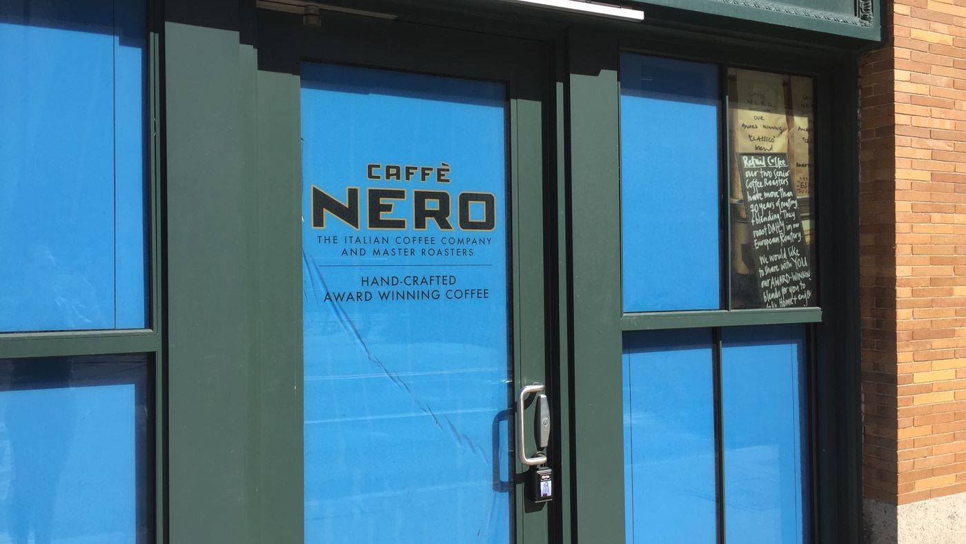 Caffe Nero Is Now Open In Fort Point Eater Boston