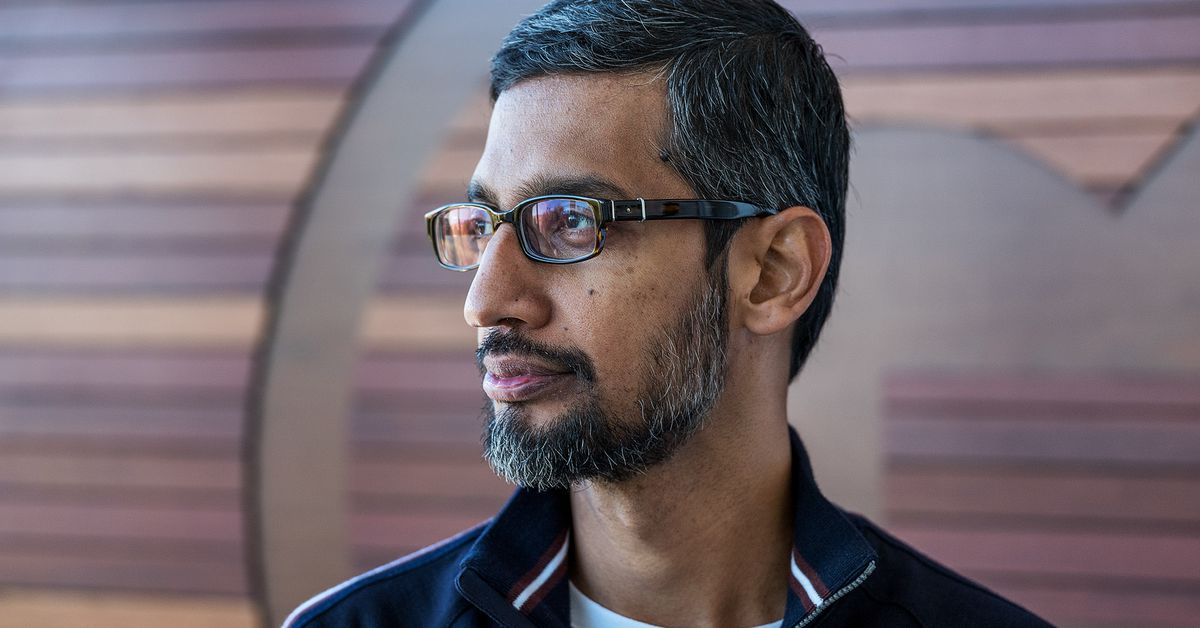 Alphabet CEO Sundar Pichai says there is 'no question' that AI needs to be regulated